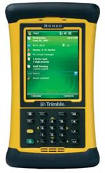 Trimble Nomad